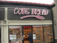 Store front for Cobs Bread