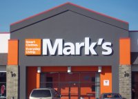 Store front for Mark's