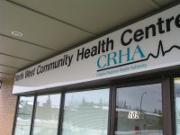 Store front for North West Community Health Service