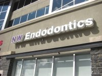 Store front for NW Endodontics