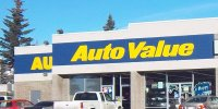 Store front for Auto Value Parts Stores