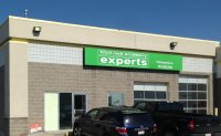 Store front for Hitch Experts