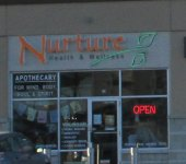 Store front for Nurture Health & Wellness