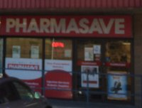 Store front for PharmaSave