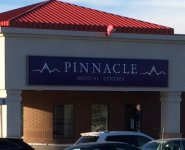 Store front for Pinnacle Medical Centre