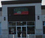 Store front for Quizno's Subs