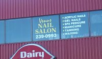 Store front for Venus Nail Salon